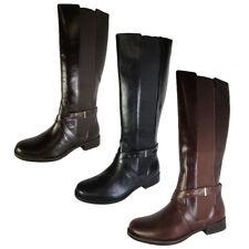 Steven By Steve Madden Womens Sydnee WC Tall Riding Boot Shoe