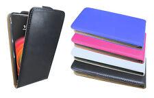 Handytasche für LG X-POWER Case Cover Kunstleder Hülle Tasche !4 FARBEN!