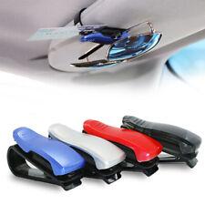 Vehicle Accessory Pen Holder  Sunglasses Car Clip  Eye Glasses Card Sun Visor