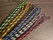 Custom built recurve bow string