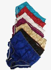 Satin Knickers Panties Ladies Men's Underwear Frilled Knicker underpants Frill