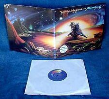 GRAEME EDGE BAND - KICK OFF MUDDY BOOTS - THRESHOLD LP