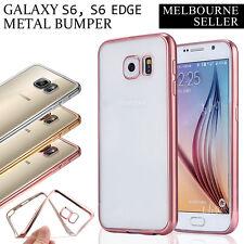 Galaxy S8 S7 S6 Edge Case, Slim Soft Bumper Gel Phone Case Cover For Samsung