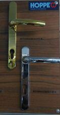 Paire de hoppe tokyo levier resista 92mm heavy duty pvc/composite poignées de porte