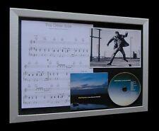 DAVID GRAY Other Side LTD Nod CD MUSIC FRAMED DISPLAY!!