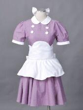 NEW!BioShock little sister Cosplay Costume light purple