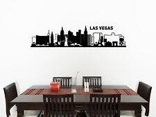 Las Vegas Horizonte Dormitorio Comedor Sala De Estar Cocina Adhesivo Pared