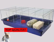 1,20 m XXL Hasenkäfig Nagerkäfig Kaninchenkäfig Käfig Stall Meerschweinchen NEU