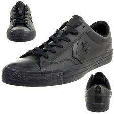 Converse STAR PLAYER OX Schuhe Sneaker Leder schwarz 159779C