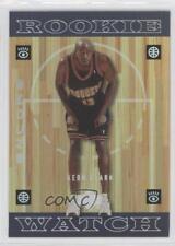 1998-99 Upper Deck Encore #125 Keon Clark Denver Nuggets Rookie Basketball Card