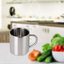 Insulated Mug Great Hot Milk Coffee Mug Kid Cup Unbreakable Beer Mug