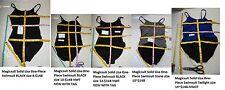 Magicsuit Solid Lisa One-Piece Swimsuit BLACK 8/10/12-Stone 10-Twilight Black 14