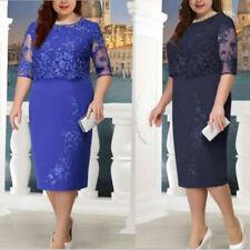 Dresses Women's Bodycon Formal  Office Sheath Pencil Business Dress Elegant