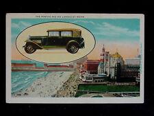c.1920 Pontiac Big 6 Landaulet Sedan Atlantic City NJ