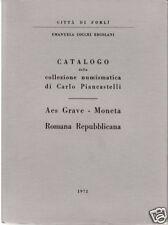 *TRIU* Cocchi Ercolani: Catalogo Piancastelli  romane