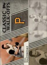 2012 Topps Classic Walk-Offs Baseball Card Pick