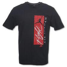Nike Air Jordan Retro 4 Capsule T-Shirt Black/Gym Red/White Men's XL 2XL BNWT!