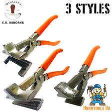 CS Osborne Webbing / Canvas / Leather Stretching Pliers - 249, 250, 251