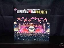 VARIOUS MUSHROOM 25 LIVE HIGHLIGHTS - 14 NOVEMBER 1998 - AUSTRALIAN CD NM