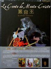 17061 LE COMTE DE MONTE - CRISTO : GANKUTSUOU/ COFFRET DVD COLLECTOR TOME 1 NEUF