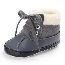 0-18 Months Infant Baby Boy Winter Shoes Newborn Kid Warm First Walker Prewalker