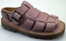 DR MARTENS scarpe bambino sandali 6A03 FUCSIA ORIGINALE Doc