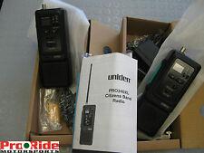2 RADIO UNIDEN PRO 340 XL 40 CANALI CB CON ANTENNA - CITIZEN'S BAND AMERICANI