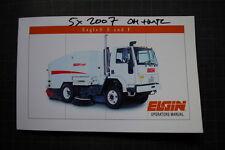 pertronix street sweeper in business industrial ebay rh ebay ca Elgin Pelican Sweeper Elgin Pelican Sweeper