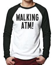 Walking ATM - dad gift thailand pattaya cash Men Baseball Top