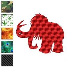Mastodon Mammoth Decal Sticker Choose Pattern + Size #757