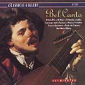 BEL CANTO rare Classical Music cd BRATISLAVA Pavol Maurey JIRI HUDEC  MINT
