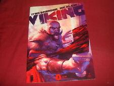 VIKING #3 Ivan Brandon  Image Comics original 1st print NM