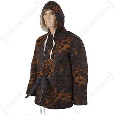 WW2 German Autumn Oakleaf Camo Parka - Repro Coat Jacket Army Soldier Uniform