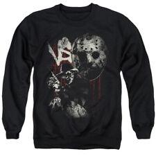 Freddy Vs Jason - Scratches - Adult Sweatshirt