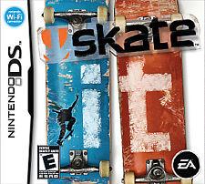 Skate It GAME Nintendo DS DSI XL LITE 3 3DS 2 2DS