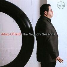 FREE US SHIP. on ANY 2 CDs! ~Used,VeryGood/Good CD Arturo O'Farrill: Noguchi Ses