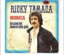 RICKY TAMACA - Monica