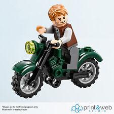Lego Jurassic World Vinilo Calcomanía Pared Adhesivo Decoración Arte Dormitorio de Niños Owen
