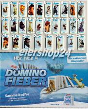 1 Dominostein bzw. Satz ICE AGE 4 Ihrer Wahl - real DOMINO FIEBER Sammelaktion