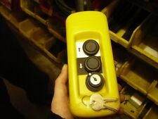 Steuerflasche Hängetaster Handsteuerung Romeico Hebebühne Typ Atlantic Nordmeer