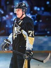 Evgeni Malkin Pittsburgh Penguins Art Hockey Huge Giant Print POSTER Affiche