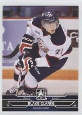 2014-15 In the Game Draft Prospects #54 Blake Clarke Saginaw Spirit (OHL) Card