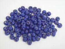 600+ PCS BLUE PONY CROW GLASS BEADING BEADS CRAFT 1 POUND #T-557