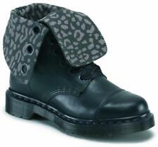 Dr Martens 9 Loch aimilie black leopard 15659001 Original Classic Doc