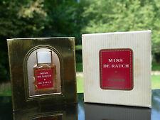 Miniature Ancienne MISS DE RAUCH de RAUCH - Parfum 1 ml - Plein - Perfume Mini