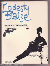 MODESTY BLAISE de Peter O'DONNELL agent secret