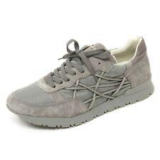 B9320 sneaker uomo L4K3 CUBE scarpa grigio/sabbia shoe man