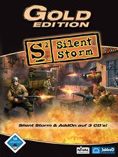 Silent Storm Gold - PC - in 2 Hüllen ! Deutsche Version in CD /DVD Hülle