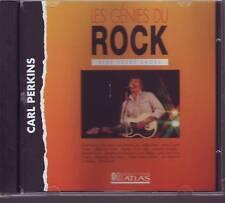 CARL PERKINS blue suede shoes (CD)  (les genies du rock editions atlas)