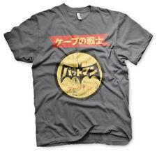 Licence officielle Batman Japonais Rétro Logo Tee-shirt Homme S-XXL tailles